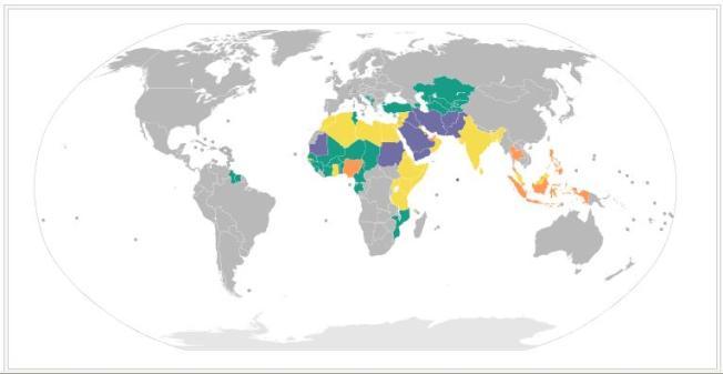 Penerapan Hukum Islam di Dunia2